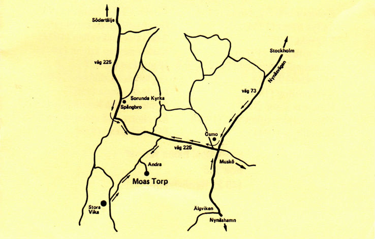 Karta Johannesdal