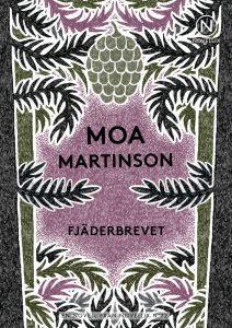 Cover Moa Martinsson